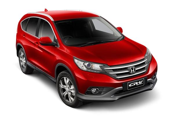 Honda CR-V diesel variant