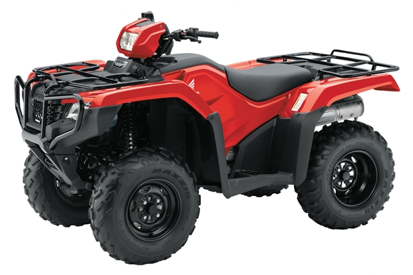 2014 Honda FourTrax Foreman.