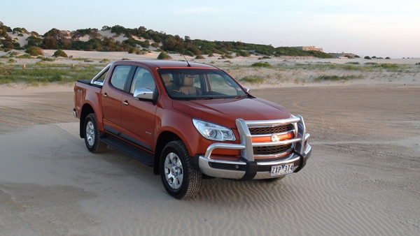 Holden Colorado LTZ Dual Cab web