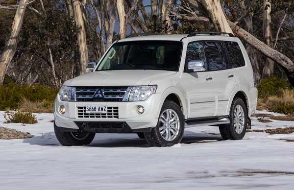 Mitsubishi Pajero Exceed DiD web