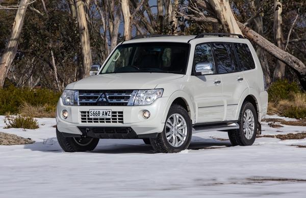 Mitsubishi Pajero Exceed DiD web