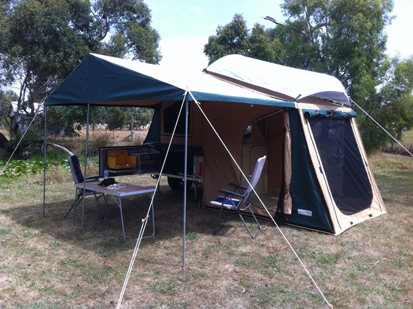 Tempest Camper Trailers
