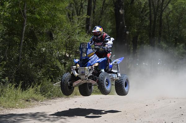 MOTORSPORT - DAKAR ARGENTINA BOLIVIA CHILE 2014 - STAGE 1 / ETAPE 1 - ROSARIO (ARG) - SAN LUIS (ARG) - 05/01/2014 - PHOTO GIGI SOLDANO / DPPI - 250 PATRONELLI MARCOS (ARG) - YAMAHA - ACTION