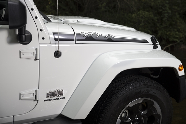 2014 Jeep Wrangler Polar