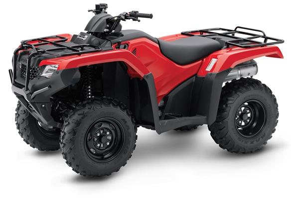 Honda TRX420TM1.