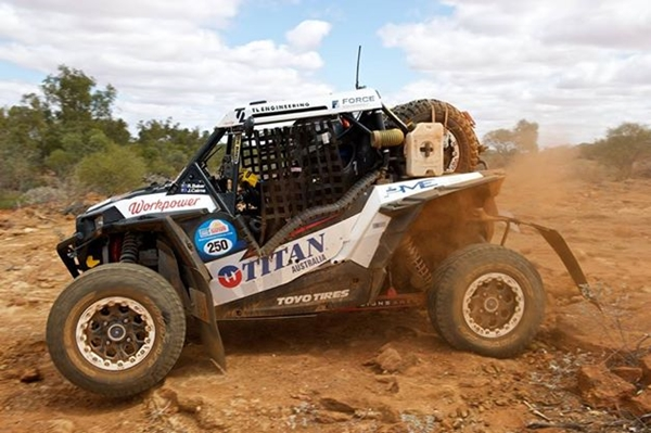 Polaris RZR vehicles have taken the top 5 positions at the 2014 Australasian Safari showing the Australian race community that the Polaris RZR side-by-side vehicles are the ones to beat.