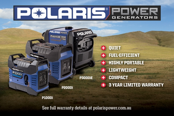 Polaris POWER - The New Name in Quality Power Generation