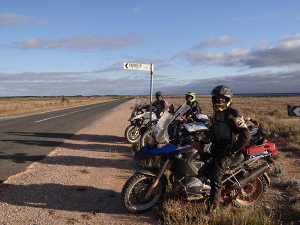 The BMW GS Safari Enduro