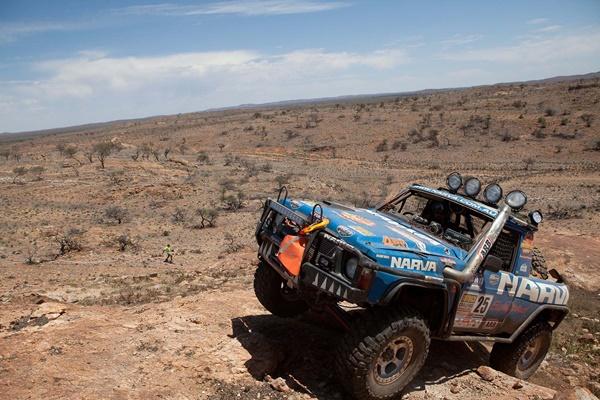 Narva 2015 Outback Challenge sponsor