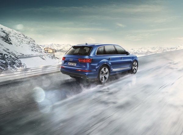 Audi Q7 Snow Driving Experience Mt Hotham