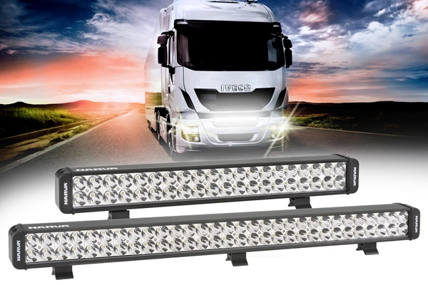 2016 Narva Double Bank L.E.D Driving Lamp Bar Lights
