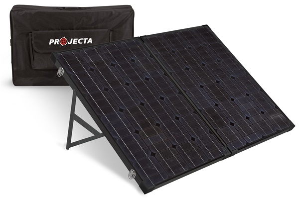2016 Projecta 120W Bi-Fold Solar Panel Kit SPP120K