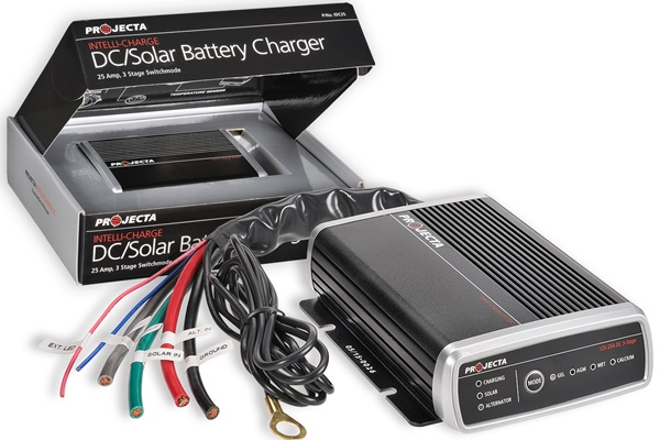 2016 Projecta Intelli-Charge DC-Solar Battery Charger