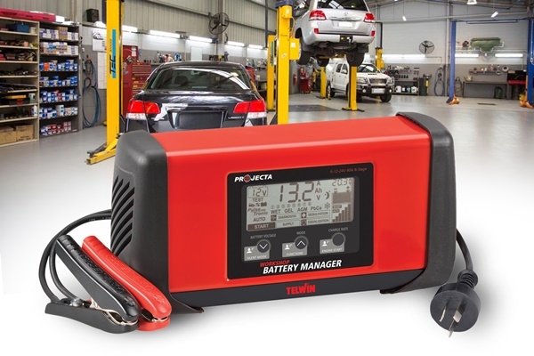 2016 Projecta Workshop Battery Manager HDBM4000