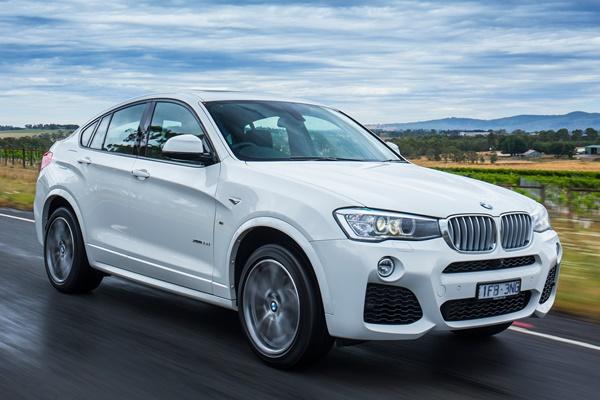 BMW X4 xDrive35d