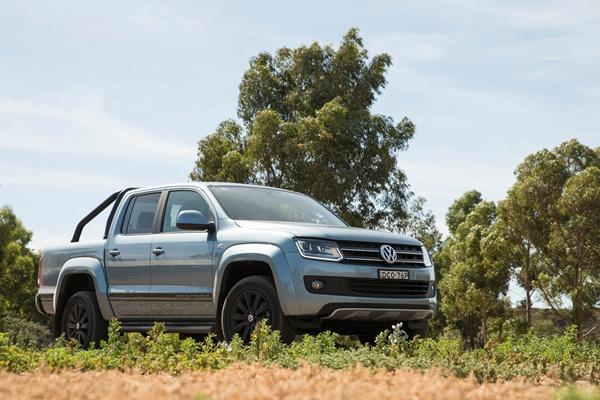 VW Amarok Atacama