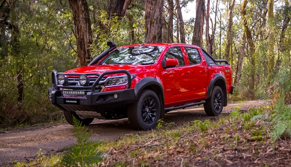 Holden MY17 Colorado 4WD