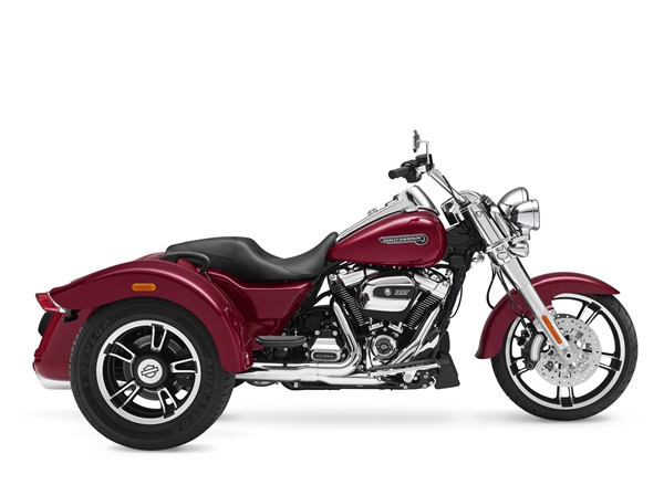 2017 Harley-Davidson Trike Tri-Glide