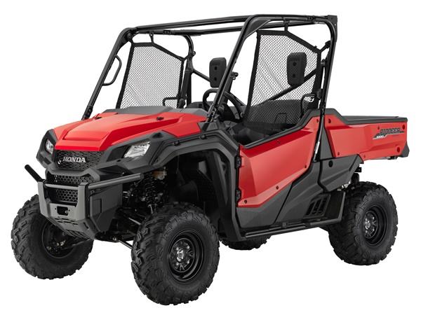 Honda Pioneer 1000-3 And 1000-5 Updated For 2017