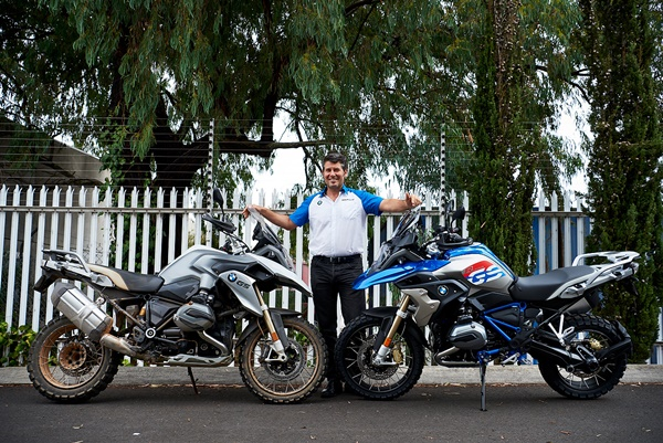 Brand new BMW R 1200 GS Rallye X to tackle Finke Desert Race