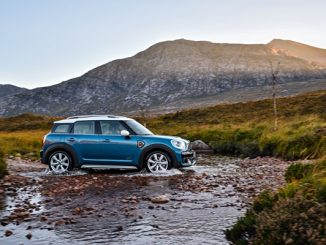 2017 MINI Countryman ALL 4 ext rear