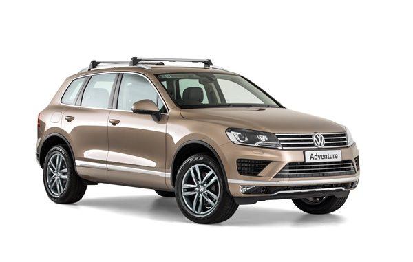 2017 Volkswagen Touareg Adventure Special Edition