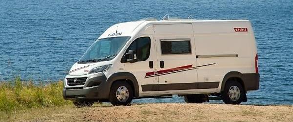 Avida Spirt Campervan 2