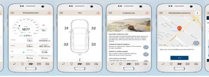 Hyundai Autolink App