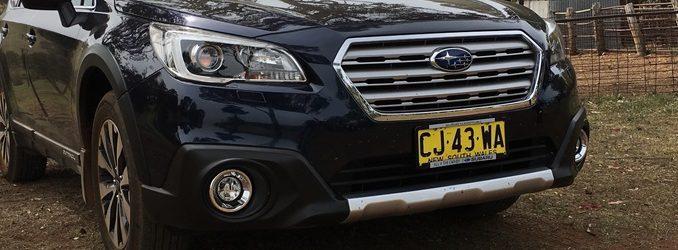 Subaru Outback 2.5i Premium