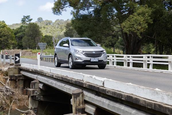 Holden Equinox MY18
