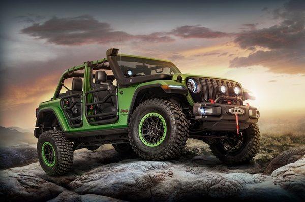 Jeep Mopar LA Show 1