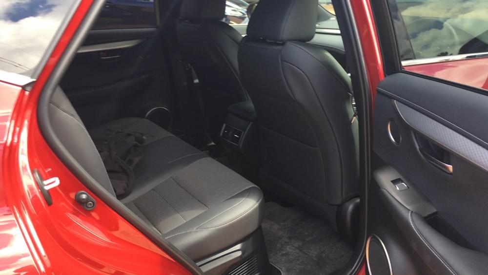 Lexus NX 300 F sport