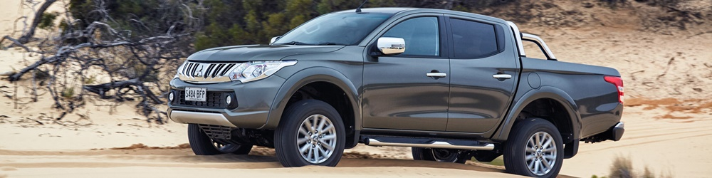 Mitsubishi Triton Exceed 4wd system