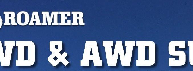 2017 OzRoamer 4WD & AWD SUV COTY Awards banner 1000