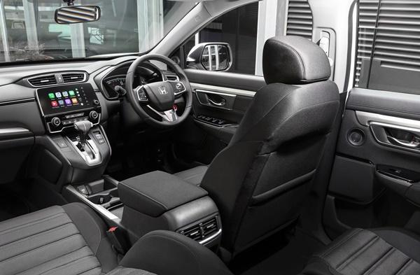 2017 COTY Honda CR-V VTi-S AWD