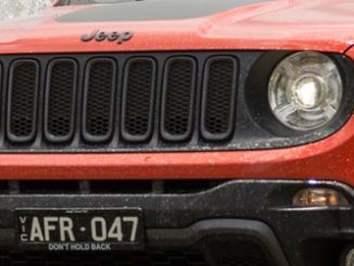 2017 COTY Jeep Renegade Trailhawk