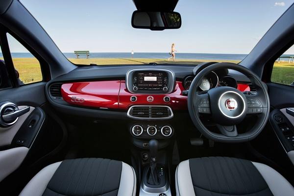 2017 Fiat 500X Lounge COTY