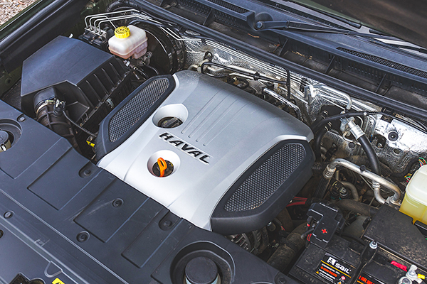 Haval H9 Engine