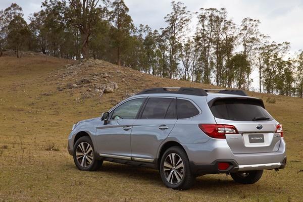 MY18 Subaru Outback 3.6R