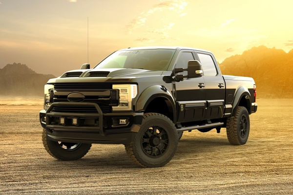 2018 Performax Tuscany Black Ops Ford F-250