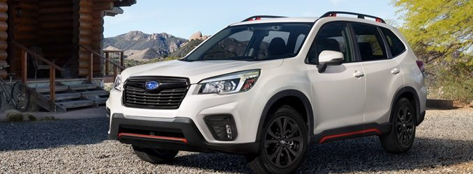 Subaru Forester World Premiere In New York
