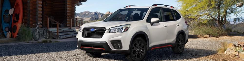 Subaru Forester World Premiere In New York