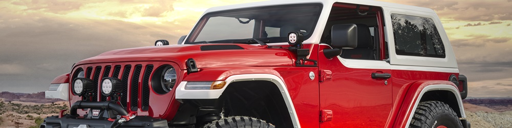 Jeep®  Jeepster Concept