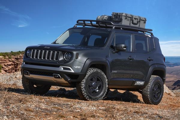 Jeep®  B-ute Concept