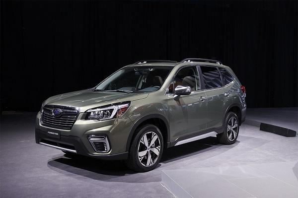 Subaru Xv 2018 Turbo >> Subaru Unveils All-New Forester in New York - OzRoamer
