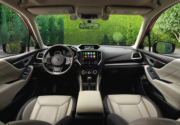 MY19 Subaru Forester NYIAS 007