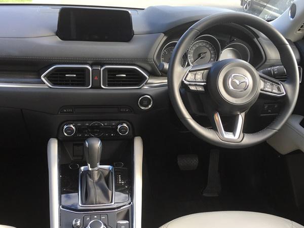 Mazda CX5 GT