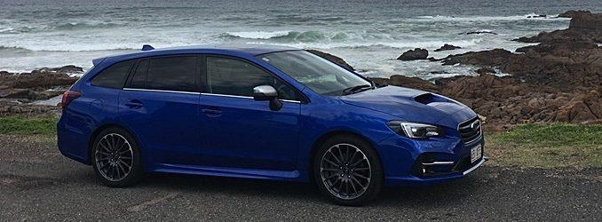 Subaru Levorg 20 STI Sport