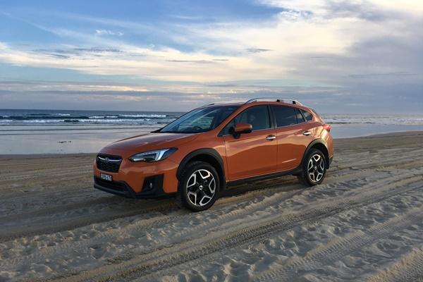 2018 Subaru XV 20i-S