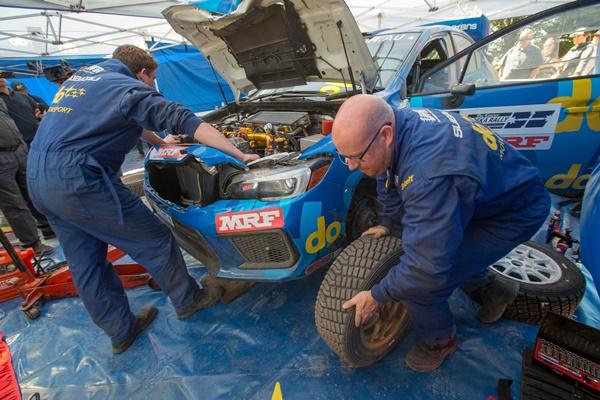 2018 Eureka Rally: Subaru do Motorsport